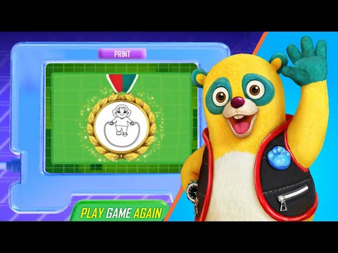 Xxx Mp4 Special Agent Oso Three Healthy Steps Shuffle For KIDS 3gp Sex