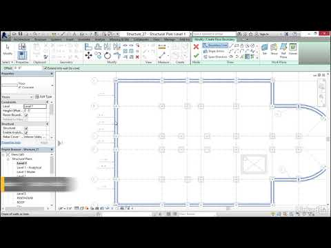 035 Creating a slab on grade
