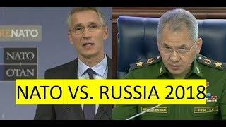 FACE OFF: Russia readies to annihilate NATO - 2018