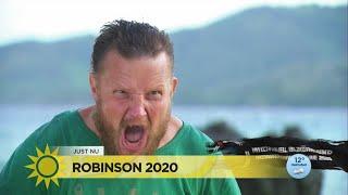 """Robinson-vinnaren om stora glädjen: """"Var som en explosion"""" - Nyhetsmorgon (TV4)"""