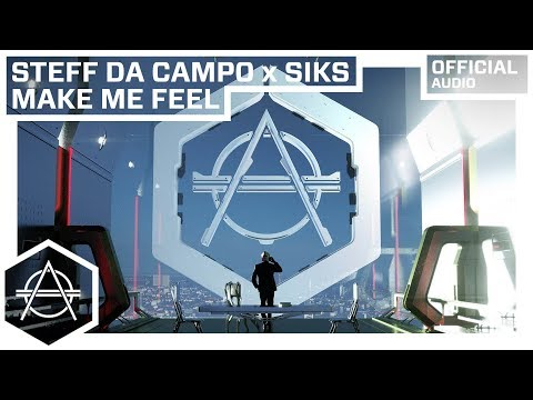 Steff Da Campo x Siks - Make Me Feel (Extended Mix)