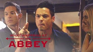 """What Happens at The Abbey"" Recap Season 1, Ep. 3   E!"