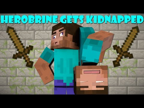 If Herobrine Was Kidnapped - Minecraft