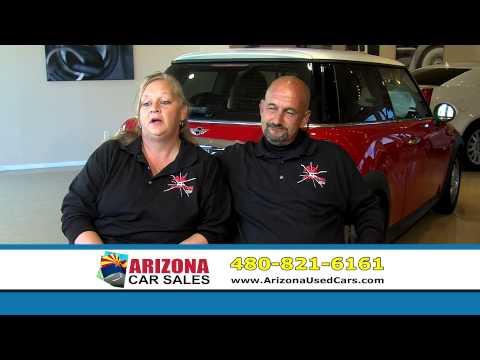 Satisfied Customers at Arizona Car Sales in Mesa Arizona- 1