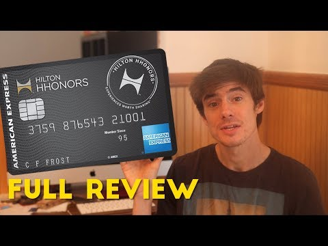 Hilton Hhonors Surpass Amex Review