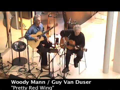 Guy Van Duser and Woody Mann