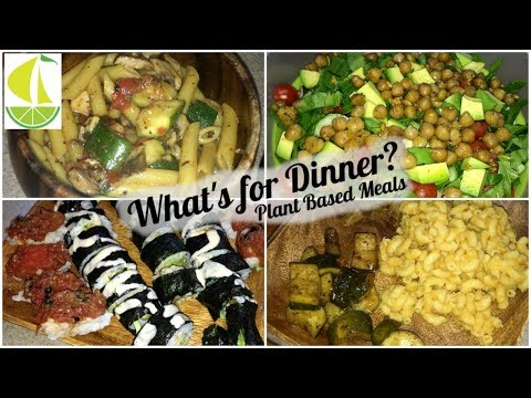 What's for Dinner? - Plant Based - Galley Cooking