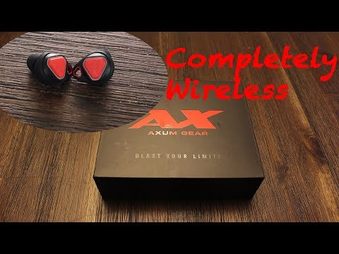 Truly Wireless Earbuds that will Blast your Limits!!!!