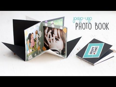 DIY Pop-up Photo Book