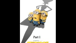 Minions Full Movie - Part 1