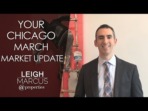 Chicago Real Estate Agent: March Update for Chicago Real Estate