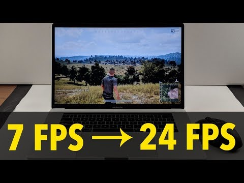 PUBG 1.0 On Mac OS Optimize Setting With FPS Boost | Playerunknown's Battlegrounds Low End Graphics