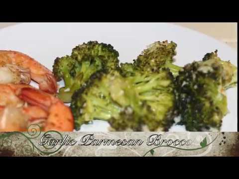 How to make Garlic Parmesan Broccoli