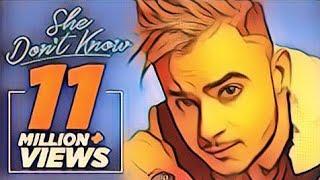 She Don't Know | Lyrics – Millind Gaba
