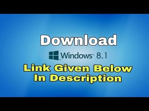 Download windows 8.1 Free for PC and Laptop | in easy steps | in Kannada