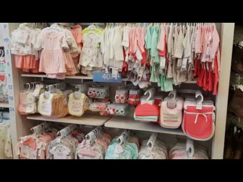 REBORN OUTING WITH BEAN! HAUL! SHOPPING WITH FAKE BABY AT CARTER'S!