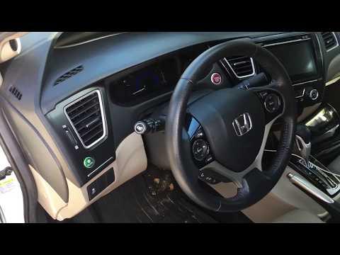 2006-2015 Honda Civic Throttle Body Reset (TPS Calibration)