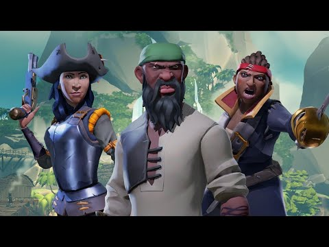 Sea of Thieves Review in Progress - Day 1 Impressions