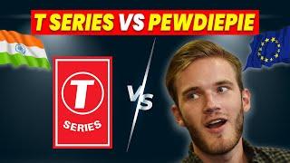 T-series VS PewDiePie | Kaise aur Kab hoga?