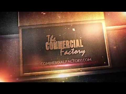 The Commercial Factory - Video works!