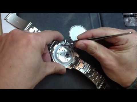 Fossil Watch CH2730 Battery Change