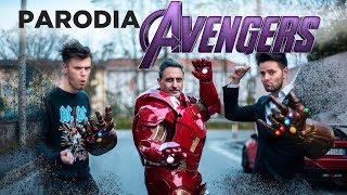 Download PARODIA AVENGERS ENDGAME(No Spoiler) - iPantellas Video