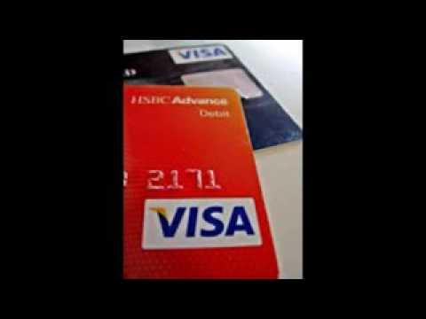 Credit card number