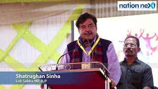 Shatrughan Sinha speaks about why he won't resign from BJP