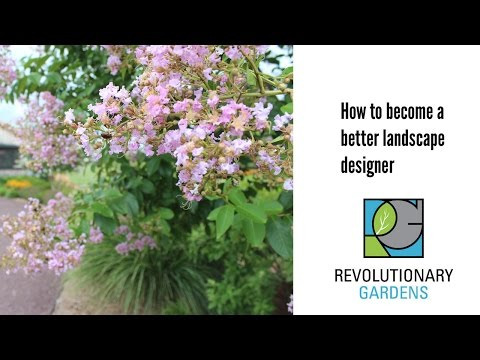 How to become a better landscape designer