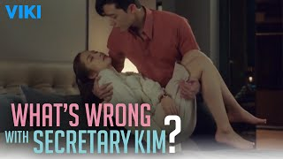 What's Wrong With Secretary Kim? - EP12 | Park Seo Joon Can't Sleep