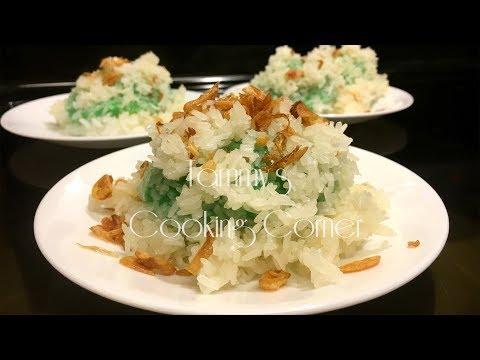 Xoi Khuc recipe - VIETNAMESE STICKY RICE DUMPLINGS/BALLS (Xôi Khúc, Bánh Khúc)