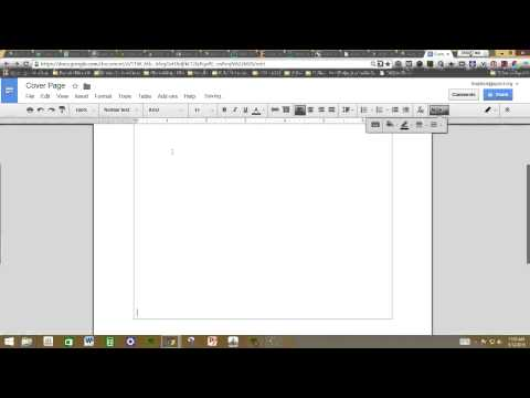 How To Insert A Page Border In Google Docswebm