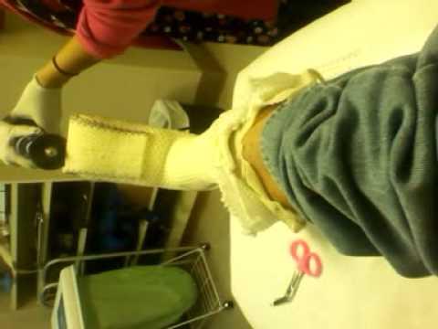 My cast getting cut off