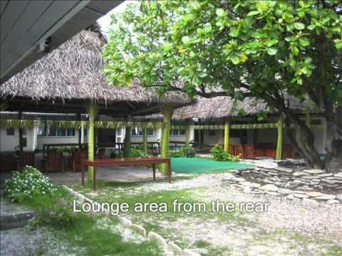 Captain Cook Hotel, Kiritimati Island