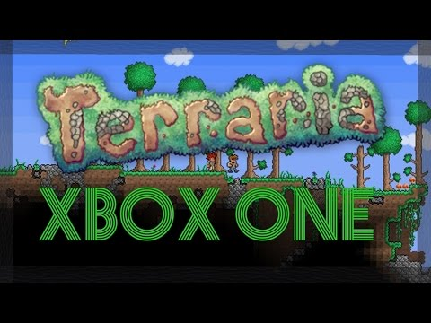 Terraria Xbox One - Asher Stole My House! [2]