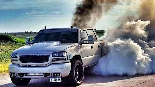 Best Diesel Rolling Coal | Pure Engine Sounds