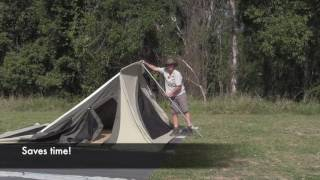 The Camping Guru | Short Stay Shelter System (3 Of 4)