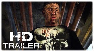THE PUNISHER Trailer #2 NEW (2017) Marvel Superhero HD