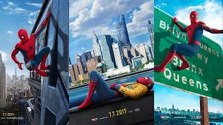 Soundtrack Spider-Man: Homecoming (Theme Song Official 2017) - Trailer Music Spider-Man: Homecoming