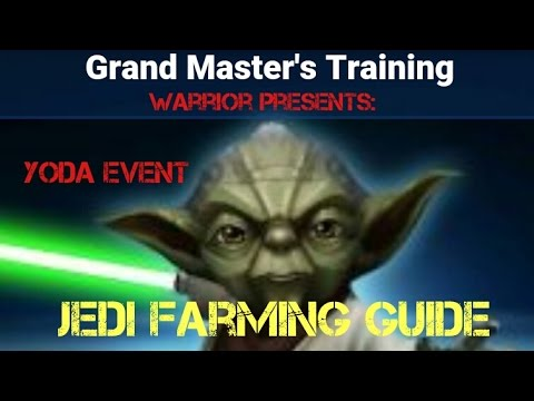 Star Wars Galaxy of Heroes  What team for Yoda Event?!? Jedi data packs worth it??