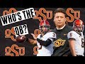 Spencer Sanders Dru Brown And Mike Gundy39s Dueling QBs In 2019