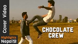 Lyang Lyang Cover Video By CHOCOLATE CREW | New Nepali Movie Romeo Song | Contestant No 17