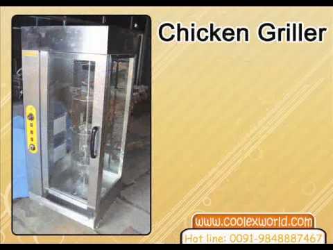 chicken griller India