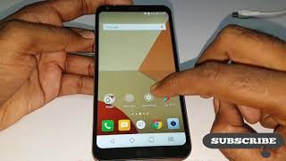 Bypass Google Account LG Phones |NO LDB usb debugging option