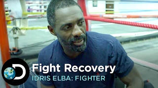 Fight Recovery with Trainer Keiran Keddle | Idris Elba: Fighter