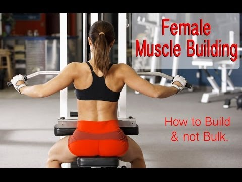 How Women Gain Muscle Without Bulking Up