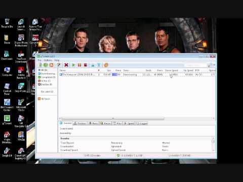 how to speed up utorrent 1.8.3 and 1.8.4 by changing a few settings