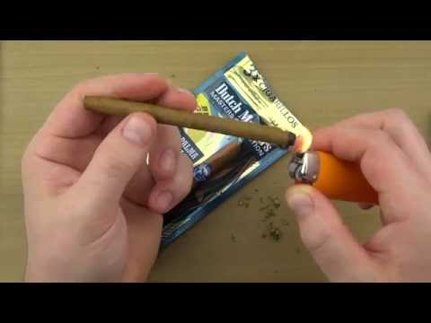How to Roll a Cigarillo