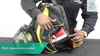 All-In-One Compu Sport Backpack G3623