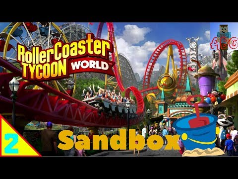 RCTW Sandbox Part 2   1st Ride!!!